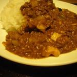 豆家genge - キーマカレー