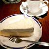 あんじろ - 料理写真:チーズケーキセット