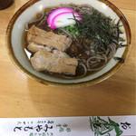 宮本旅館 - とりそば¥850 by masakun