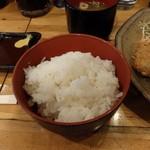 味神戸 - ご飯