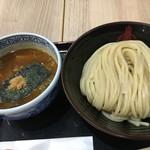 74846867 - (料理)濃厚豚骨魚介つけ麺(並)