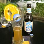 BLUE POINT - オレンジ風味で〜♬
