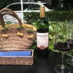 BLUE POINT - 今宵は下のパンとワイン