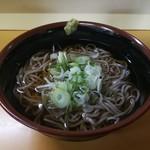 三沢駅食堂 - 冷やしそば