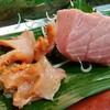 福鮨 - 料理写真:刺身の図