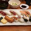寿司居酒屋 日本海 - 料理写真:にぎり