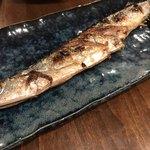 74850224 - 秋刀魚の塩焼き