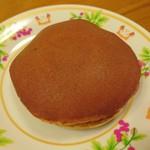 にしの製菓 - 料理写真:どら焼…税込120円