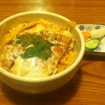 富田屋 - ミニカツ丼(10月)