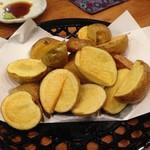 美酒美燗 煮りん - キタアカリのポテトフライ