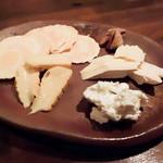 サイレントスミス - チーズ