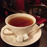 フランソア喫茶室 - 紅茶 600円