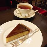 フランソア喫茶室 - お皿やカップも素敵♡