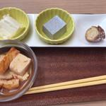 和みごはん とうふや豆蔵 - お豆腐バーからとってきました。