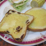 珈琲 蕃 - トースト2種