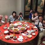 猪苗代湖畔のレストラン 中国料理 西湖 - 家族で楽しめる小上がり