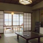 猪苗代湖畔のレストラン 中国料理 西湖 - ホテルの客室を使った「客室宴会」も可能!猪苗代湖を見ながら個室で宴会ができます