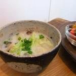 テノワ - 白菜ときのこのスープ♡
