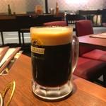 カリー&カフェ SOLAH SPICES TOKYO - 一番搾りスタウト生