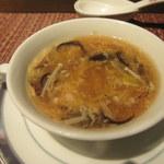 中国レストラン 蘇州 - 酸辣湯