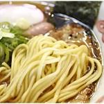 74857888 - 心地よい弾力、スバラシイ風味…マジで美味しい麺です。
