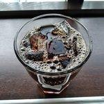タリーズコーヒー - アイスコーヒー(ショート・上から)