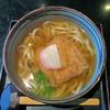 田吾作 - 料理写真:きつねうどん