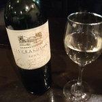 7486203 - 白ワイン/レ・グラニティエール/2009年
