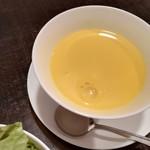 74860179 - コーンスープ