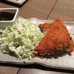 EBISU 風鈴屋 - ハムカツチーズ