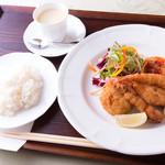 café de campagne - 海鮮ミックスフライ