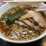 南京亭 - チャーシュー麺(並) 850円税込
