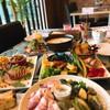 ブーブル - 料理写真:チーズフォンデュのコース♪