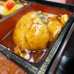 中華飯店 ワスケ - 料理写真:かに玉