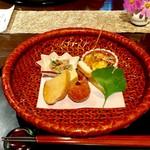 青い林檎 - 料理写真: