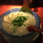 博多ラーメン 鶴亀堂 - 料理写真: