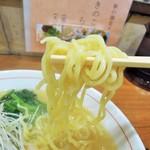 池田麺彩 - 麺アップ