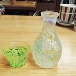 飛車角 - 冷酒(秋鹿)