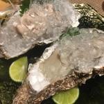 ふじ原 - 牡蠣