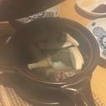 ふじ原 - 土瓶蒸し