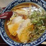 日の出食堂 - 醤油ラ~メン