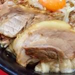 麺屋 桐龍 - 豚