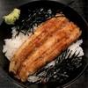 市松 - 料理写真:白焼丼