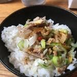らっち家 - 旨飯 何と120円