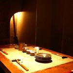 横濱串工房 - 個室