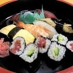 寿し処弁慶 - お寿しセット