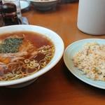 日本一食堂 - Aセット。