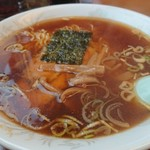 日本一食堂 - ラーメン。