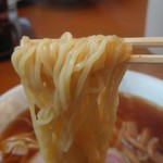 日本一食堂 - 麺。リフト(^-^)/