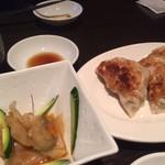 恵比寿餃子 大豊記 - お気に入り餃子です。